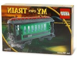 passenger wagon own train