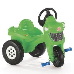 Step2 Pedal Farm Green Tractor