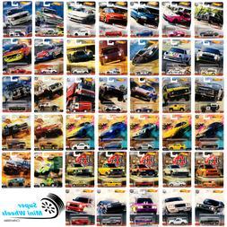 Hot Wheels Premium Car Culture 1:64 - You Choose - Update 11