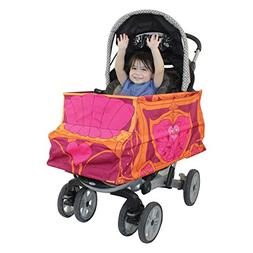 Princess Carriage Costume Turns Stroller Into A Baby, Toddle