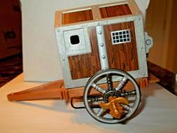 Playmobil,PRISON WAGON,JAIL,Vikings,Barbarians,Romans