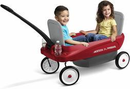 Radio Flyer 2-in-1 Journey Wagon A stroller for children