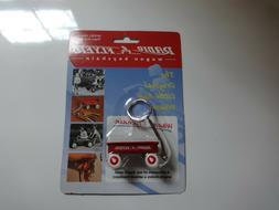 Radio Flyer wagon keychain Model # 501 New The original Litt