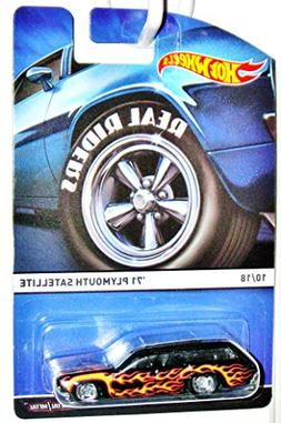 Hot Wheels Real Riders 2015 Heritage Series 10 of 18 '71 Ply