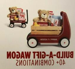Red Wagons For Kids Push Cart Baby Walkers Activity Play Gam