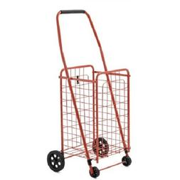 Sandusky 4-Wheel Folding Cart with Liner, FSC3012