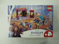 LEGO Set Disney Frozen Elsa's Wagon Adventure 41166