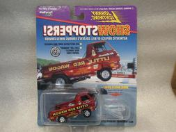 Johnny Lightning SHOW STOPPERS - LITTLE RED WAGON with bonus