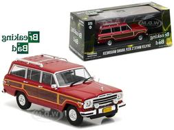 SKYLER WHITE'S JEEP GRAND WAGONEER BREAKING BAD TV SERIES 1/