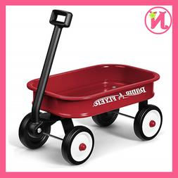 small pull wagon toy storage basket ride