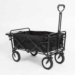 Mac Sports Collapsible Folding Outdoor Garden Utility Wagon