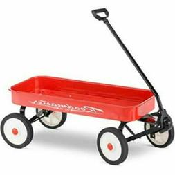 "ROADMASTER STEEL RED WAGON 34"" NEW IN BOX CLASSIC TOY"