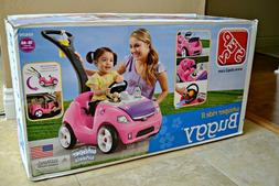 Step 2 824200 Pink Whisper Ride II Buggy, Pink