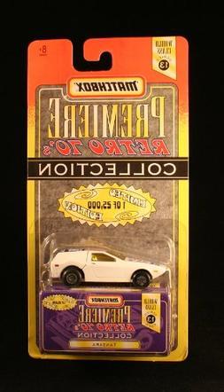 TANZARA * 1997 MATCHBOX PREMIERE * Series 13 Retro 70's Coll