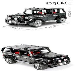 Technic MOC G500 SUV AWD Wagon Cars Building Blocks Bricks S