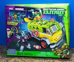 Teenage Mutant Ninja Turtles - Mega Bloks Party Wagon MIP