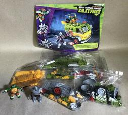 Mega Bloks Teenage Mutant Ninja Turtles Party Wagon Set - NE