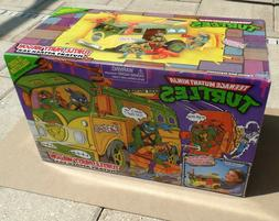 Teenage Mutant Ninja Turtles - TMNT - Party Wagon Attack Van