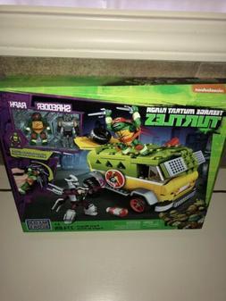 Mega Bloks Teenage Mutant Ninja Turtles TMNT Party Wagon Set