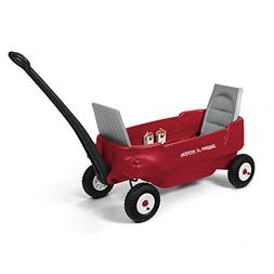 New Radio Flyer All-Terrain Pathfinder Wagon - Red Model:249