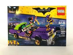 LEGO The Batman Movie 70906 The Joker Notorious Lowrider - N