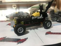 The Lego Batman Movie Batmobile Speedwagon Barnes and Noble