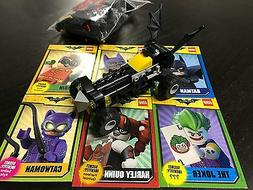 The Lego Batman Movie Batmobile Speedwagon Barnes and Noble