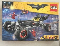 LEGO The BATMAN Movie The BATMOBILE 70905 Robin Kabuki Twin