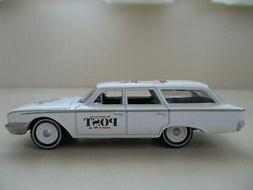 JOHNNY LIGHTNING - THE SATURDAY EVENING POST - 1960 FORD COU