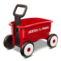 Toddler Walker Small Wagon Ride On Toy Kids Play Push Pull C