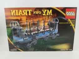 LEGO Train - Open Freight Wagon - Set # 10013 - New in Unope
