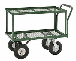 Sandusky Lee Two Tier Flat Wagon