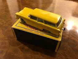 Vintage Matchbox / Mint + Box / Rare Ford Wagon / Day 1 Beau