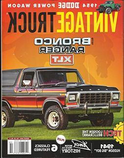 vintage truck magazine