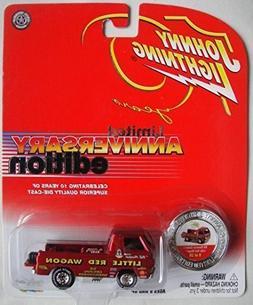 Johnny Lightning Volkswagen 1963 Karmann Ghia Die-Cast Metal