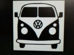 VW bus, Volts Wagon, bus decal