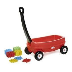 Little Tikes Waffle Blocks Wagon Red Play Fun Gift Children