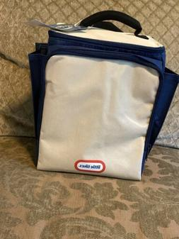 Little Tikes Wagon Replacement Cooler Bag - NEW - Tan & Blue