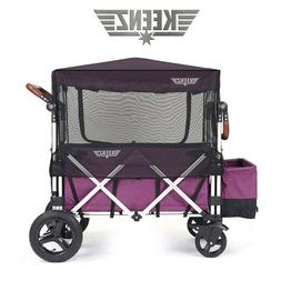 KEENZ Wagon Stroller Mosquito Net Insect Shield Netting