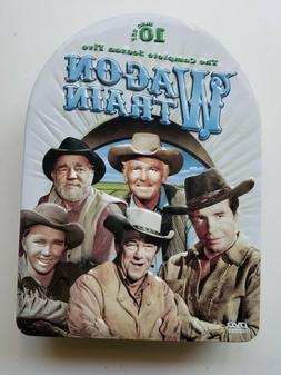 Wagon Train: Season 5 - Collectable Tin