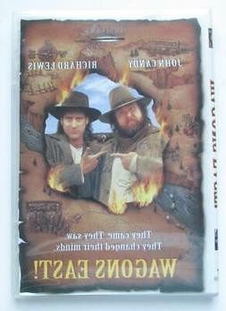 Wagons East  Comedy Starring John Candy & Richard Lewis West