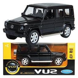 WELLY 1:32 Mercedes-Benz G-Class / Black / Children / Toy /
