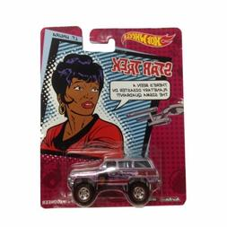 Hot Wheels 2013 Star Trek Pop Culture Lt. Uhura 1988 Jeep Wa