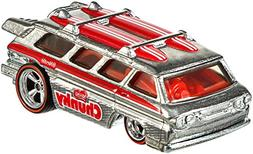 Mattel Hot Wheels Chevy Greenbrier Sports Wagon