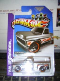 Hot Wheels Hw Showroom Zamac 007 Custom '69 Chevy Pickup 161