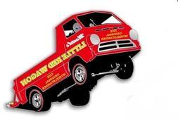 Little Red Wagon Wheelstander Pin Jacket, Hat, Cap, Lapel Co