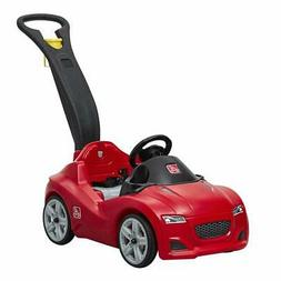 Step2 Whisper Ride Cruiser Push Buggie - Red